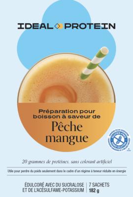 Préparation pour boisson à saveur de pêches et mangues (7)