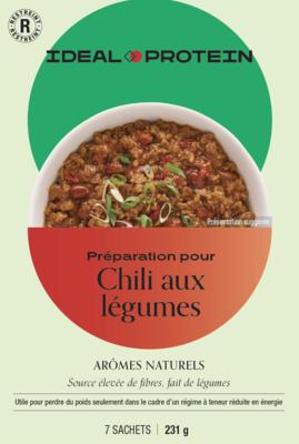 Préparation pour chili aux légumes (7)