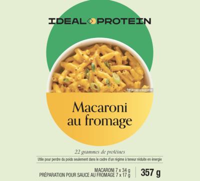 Macaroni au fromage (7)