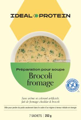 Préparation pour soupe brocoli fromage (7)