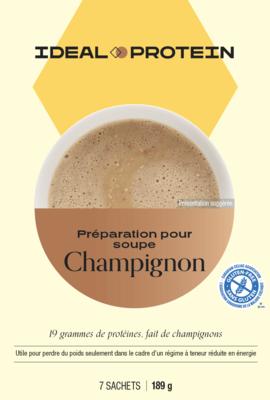 Préparation pour soupe aux champignons (7)