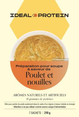 Préparation pour soupe poulet et nouilles (7)