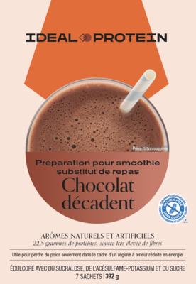 Substitut de repas Smoothie crémeux au chocolat (7)
