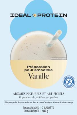 Préparation pour boisson à la vanille (7)