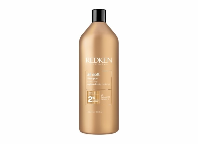 All soft shampoing 1L