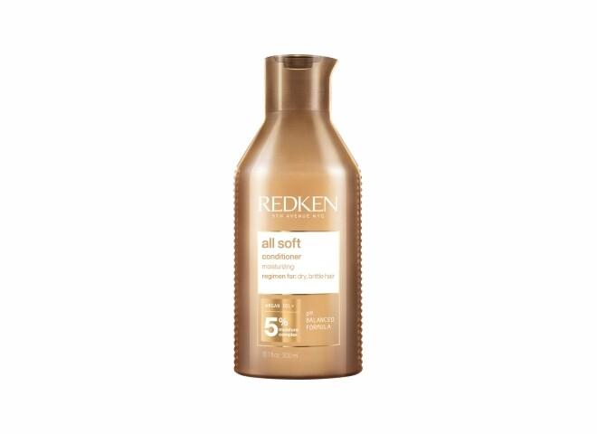All Soft après-shampoing 250ML