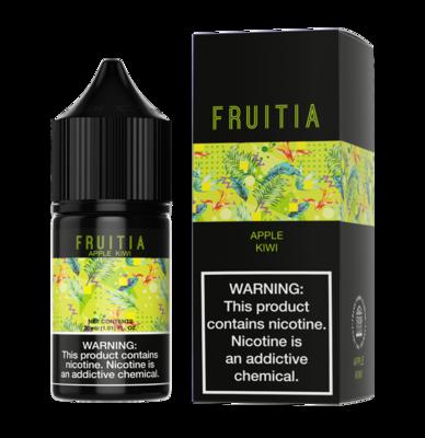 Fruitia - Apple Kiwi - 30ml - 50mg