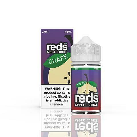 Reds Apple Grape Iced 0mg 60ml