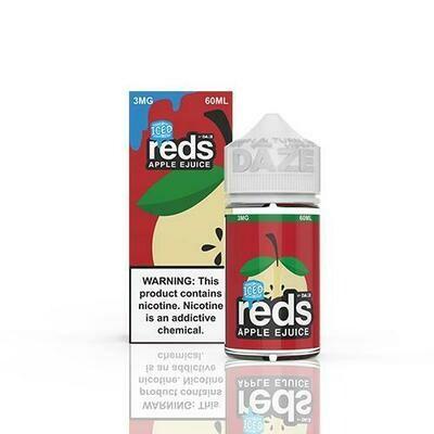 Reds - Apple Iced - 60ML - 6 MG