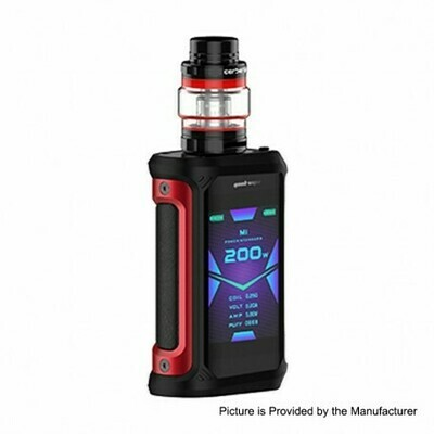 Geek Vape Aegis X Box Only- Red And Black