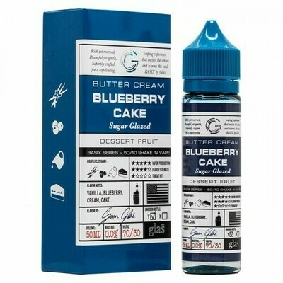 Basix - Blueberry Cake - 60ML - 6 MG
