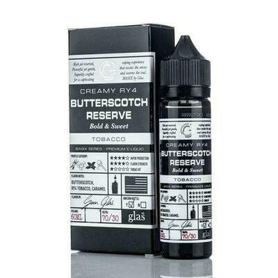 Basix - Butterscotch - 60ML - 3 MG