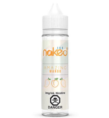 Naked - Mango Ice - 60ML - 3 MG
