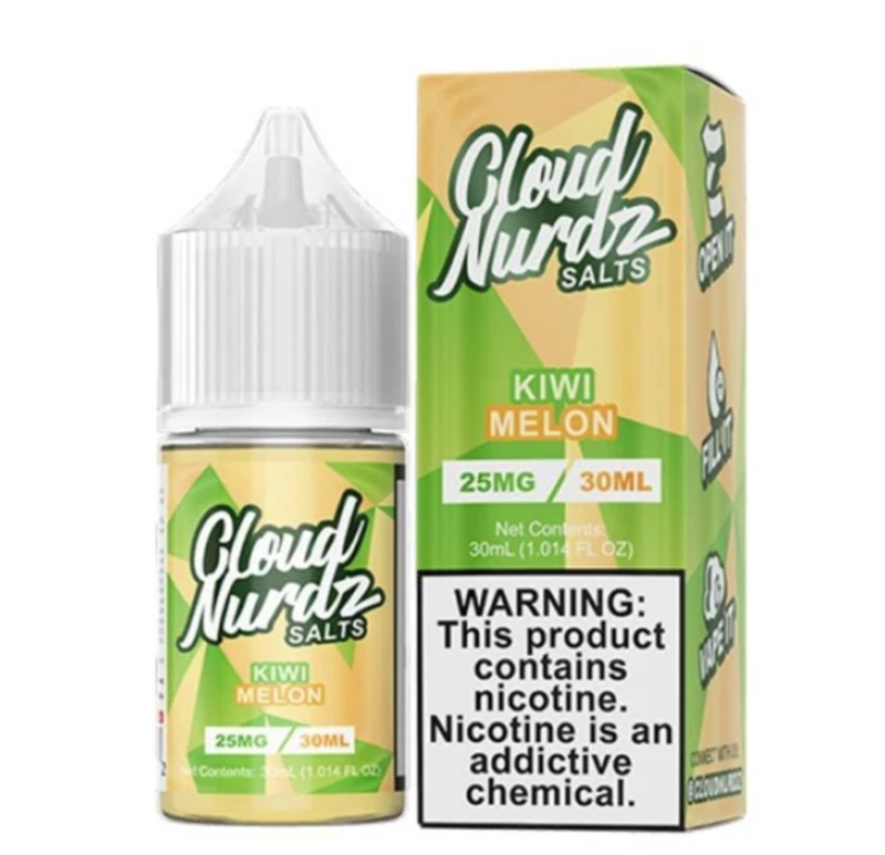 Cloud Nurdz - Kiwi Melon - 30ML - 25 MG