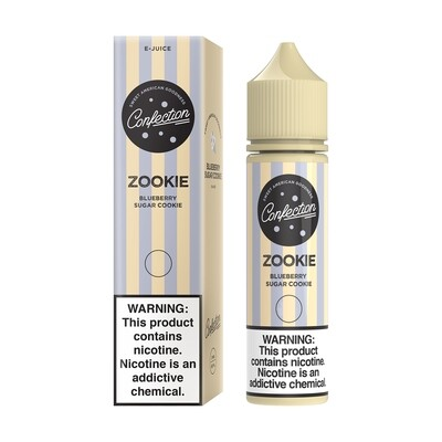 Confection Zookie 0mg 60ml
