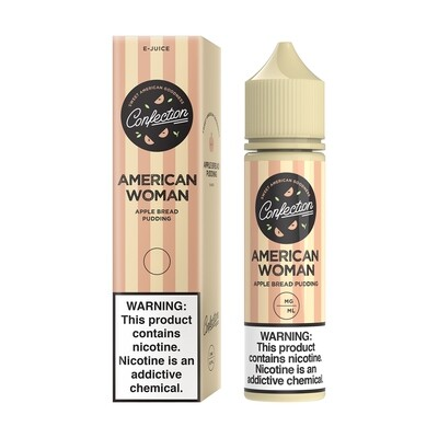 Confection American Woman 0mg 60ml