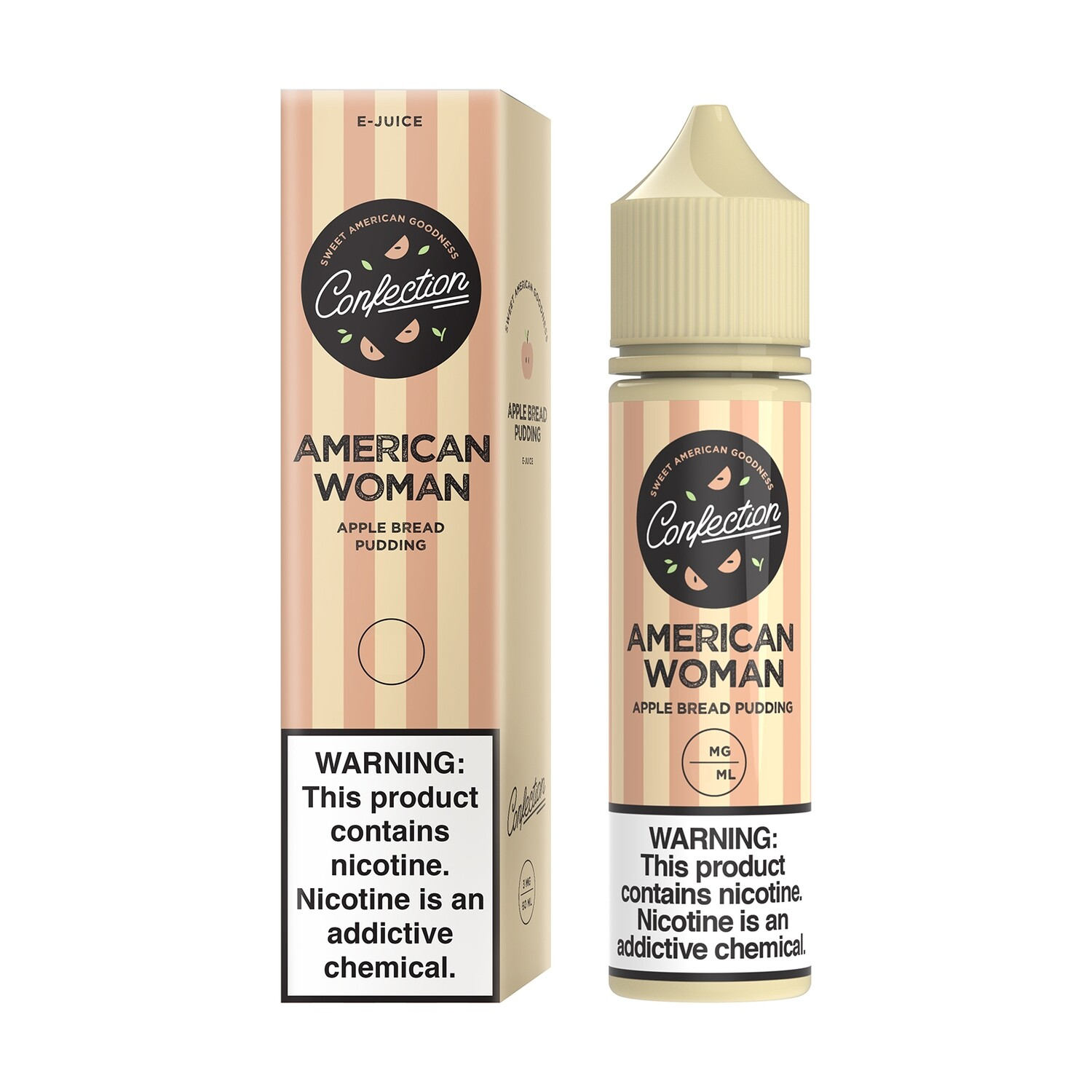 Confection American Woman 6mg 60ml