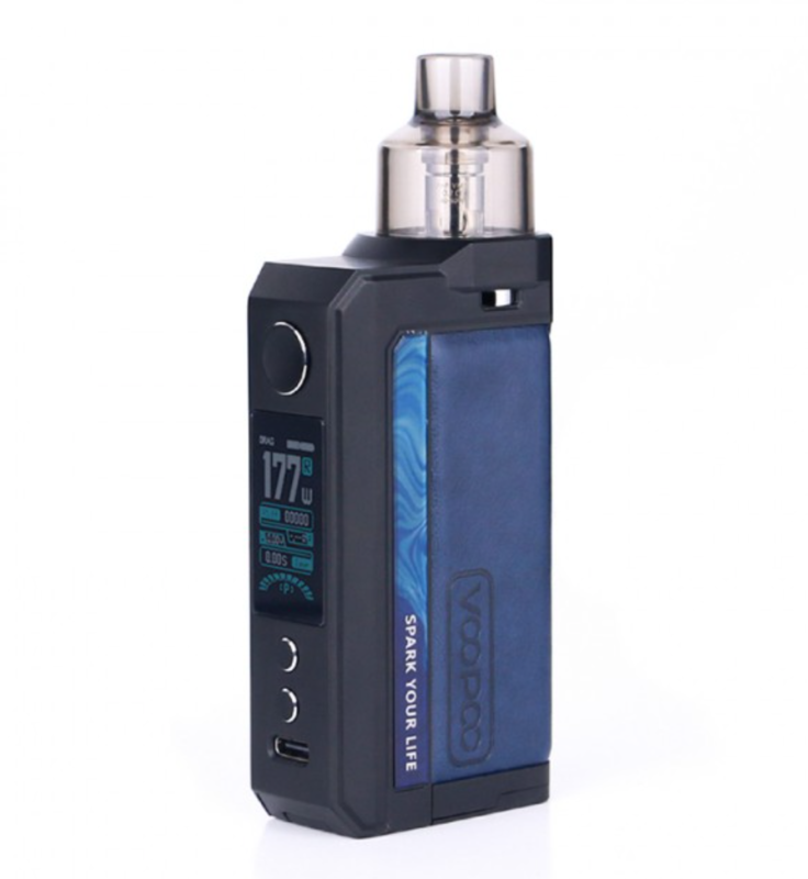 Voopoo Drag Max Kit- Galaxy Blue