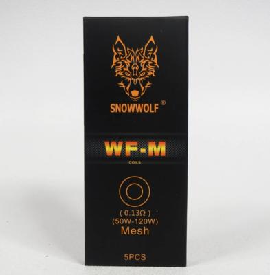 Snowwolf WF-M Coils