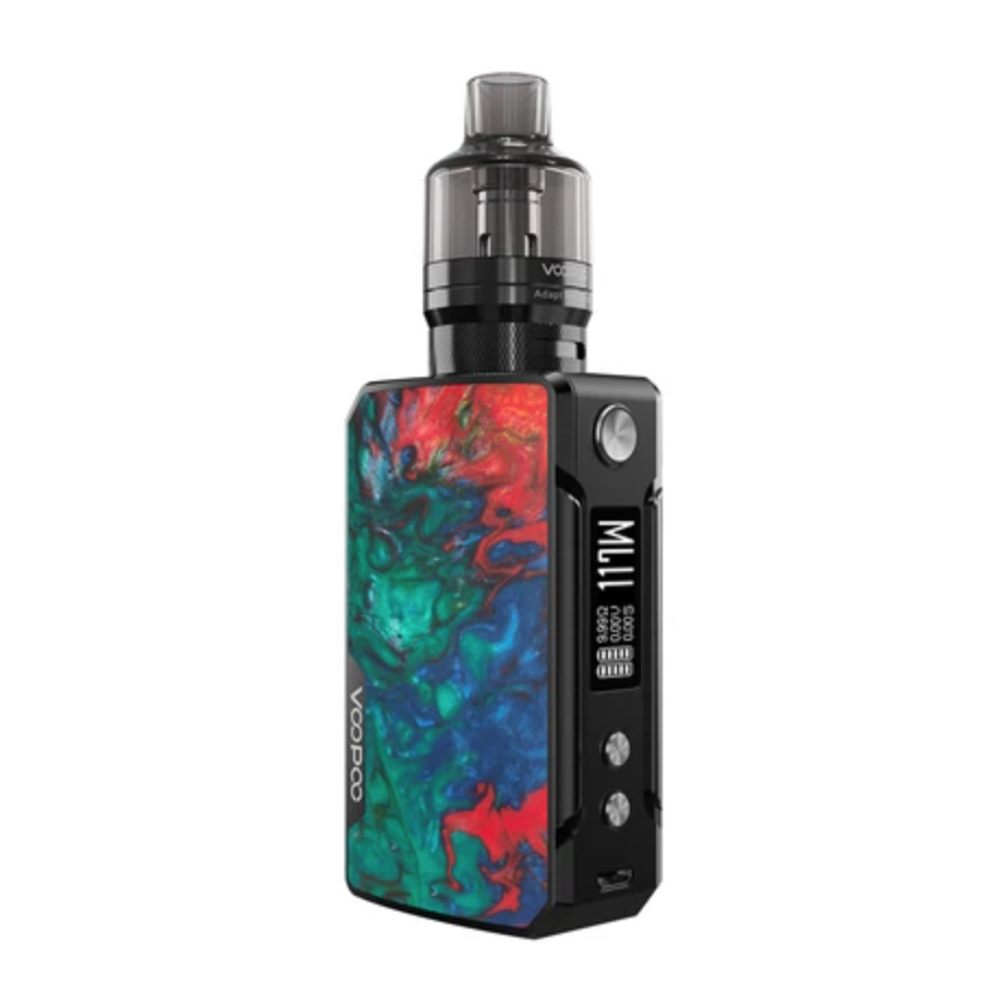 Voopoo Refresh Edition Drag Mini - B - Coral