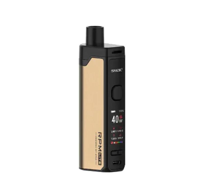 Smok RPM Lite Kit- Gold