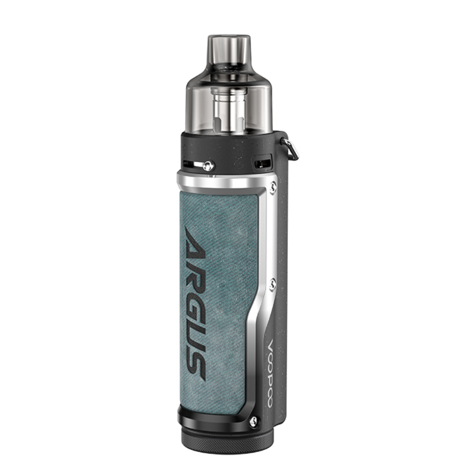 VooPoo Argus Pro Kit- Denim/Silver