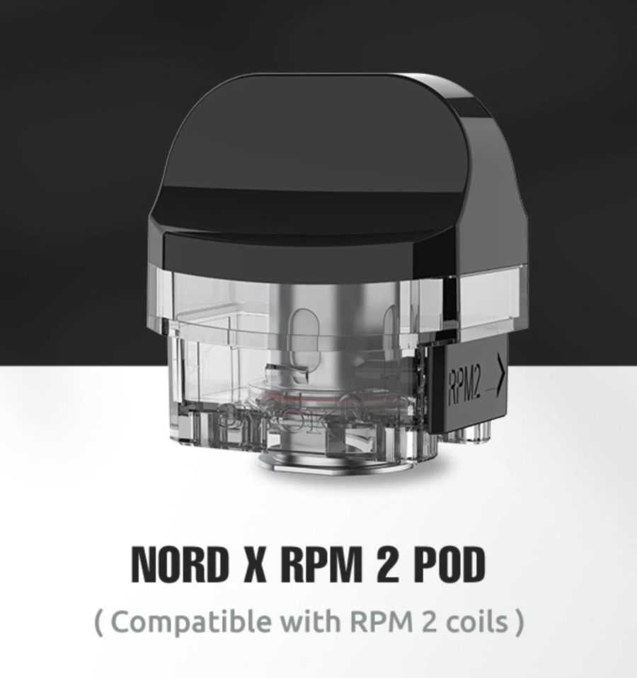 Nord X Replacement Pod- RPM 2 Coils