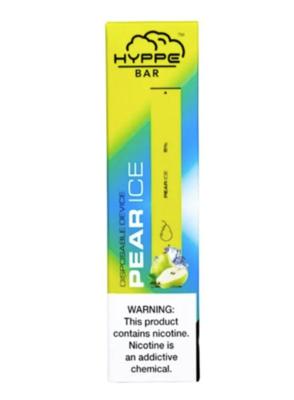 Hyppe Bar- Pear Ice
