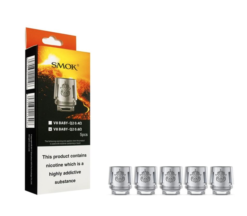Smok V8 Baby Q2 0.6 Coil