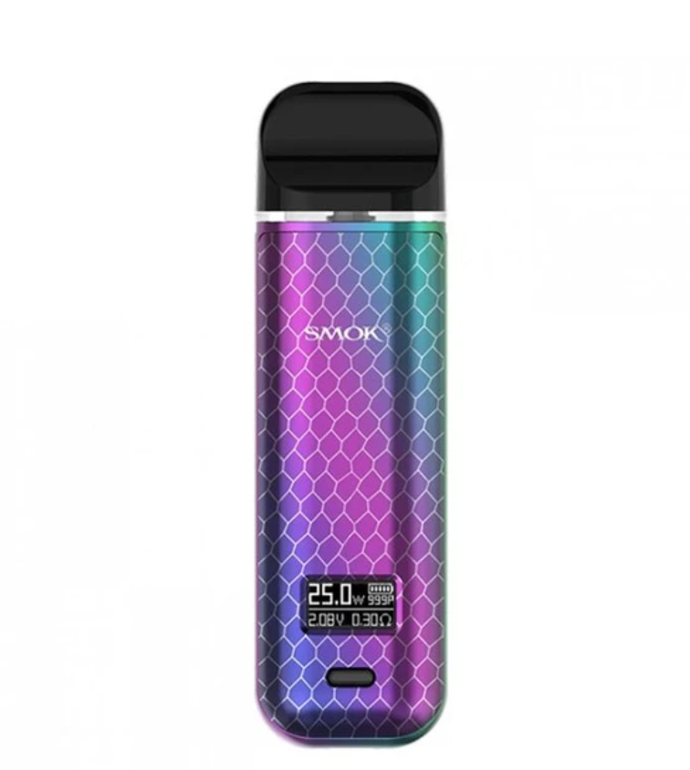 Smok - Novo X (7-Color Cobra)