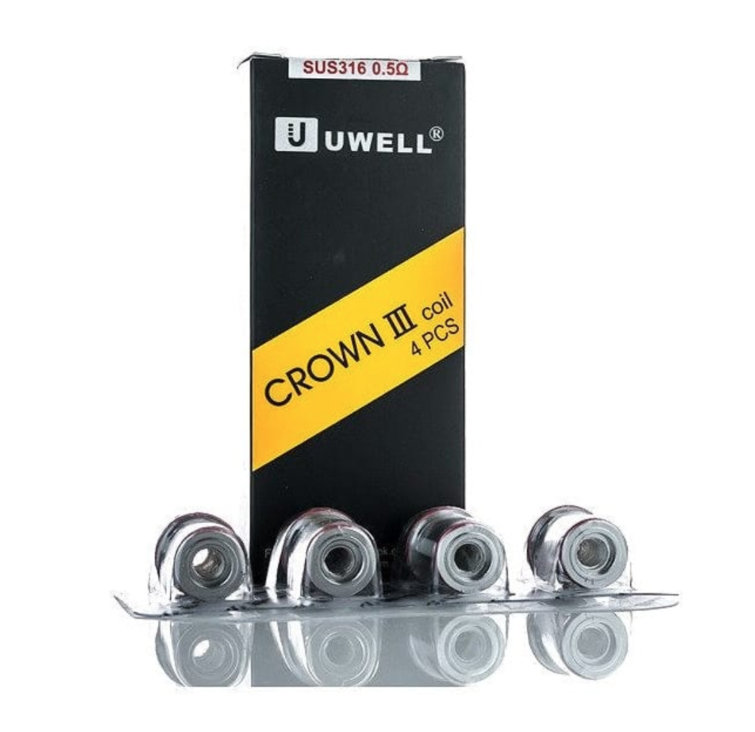Crown 3 A1 .4 Coils