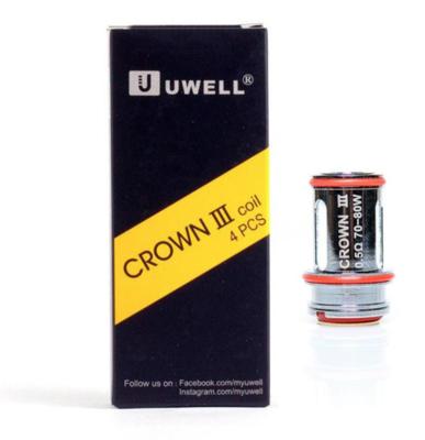 Crown 3 Sus .5 Coils