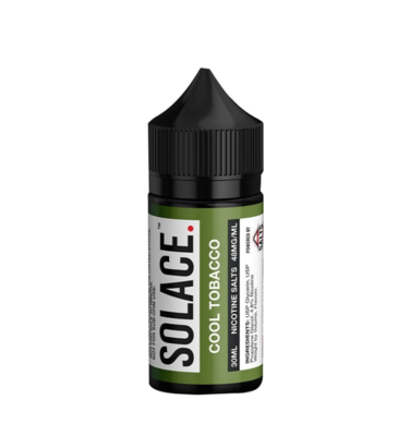 Solace - Cool Tobacco - 30ML - 48 MG