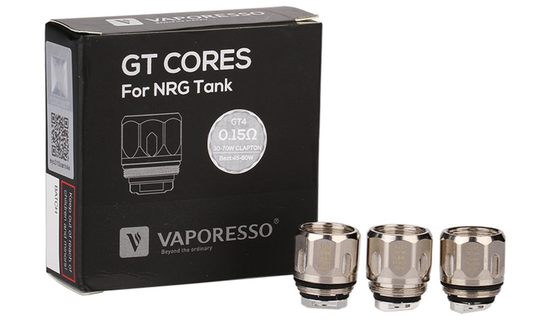 Vaporesso GT Cores NRG Tank Coil Single