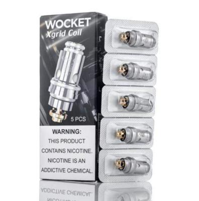 Wocket Xgrid Coils