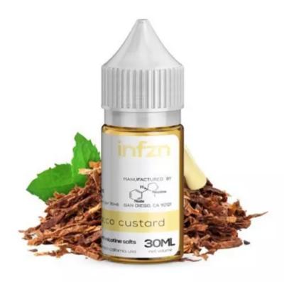 Infzn Salt- Tobacco Custard - 50mg