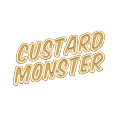 Custard Monster Salt- Butterscotch 48mg 30ml