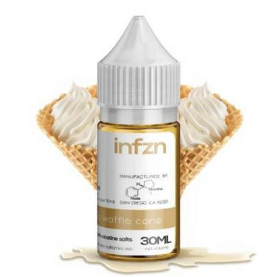 Infzn Salt- Vanilla Waffle Cone - 50mg