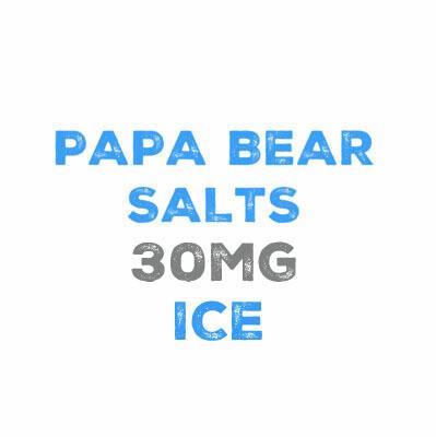 Papa Bear Salts Ice 30mg