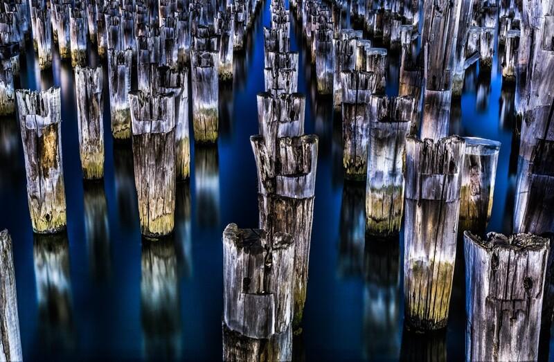 Princess Pier Pillars