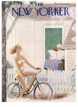 The New Yorker Bike Art