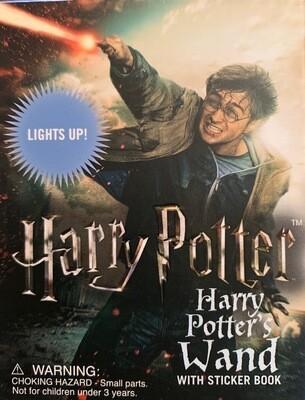 Harry Potter's 8