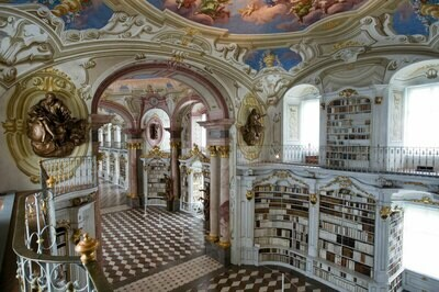 Admont Abbey Library Puzzle by Ravensburger