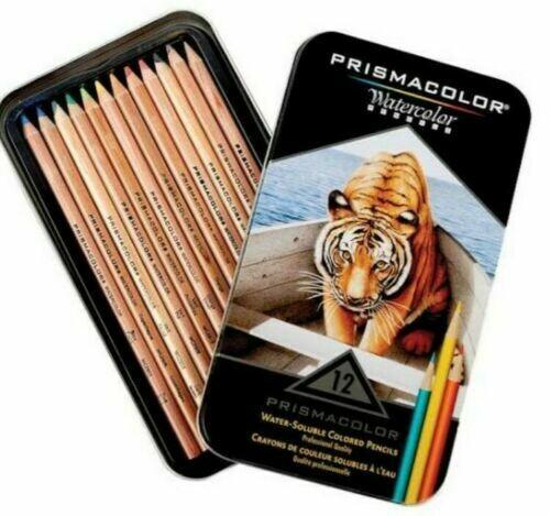Prisma Watercolor Pencils (12)