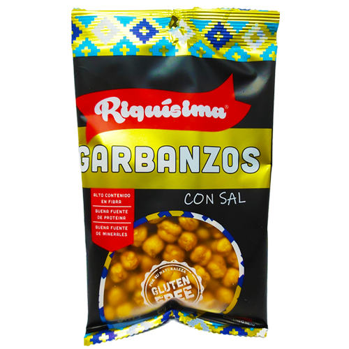 Garbanzo Sal 80g