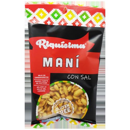 Maní Sal 80g