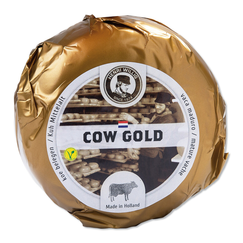 Queso Cow Gold