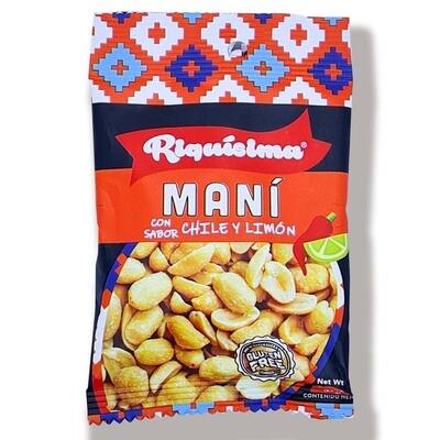 Mini Maní Chile Limón 20g