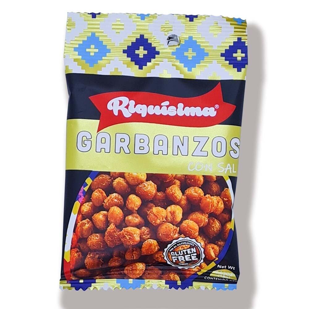 Mini Garbanzo Sal 18g