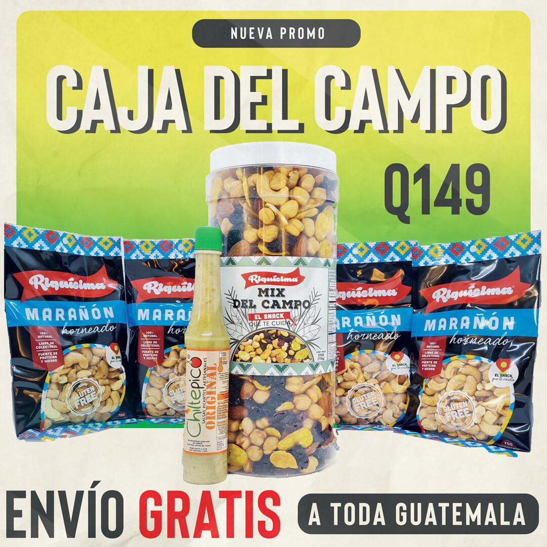 Caja del Campo